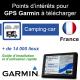 Garmin - Camping car - France