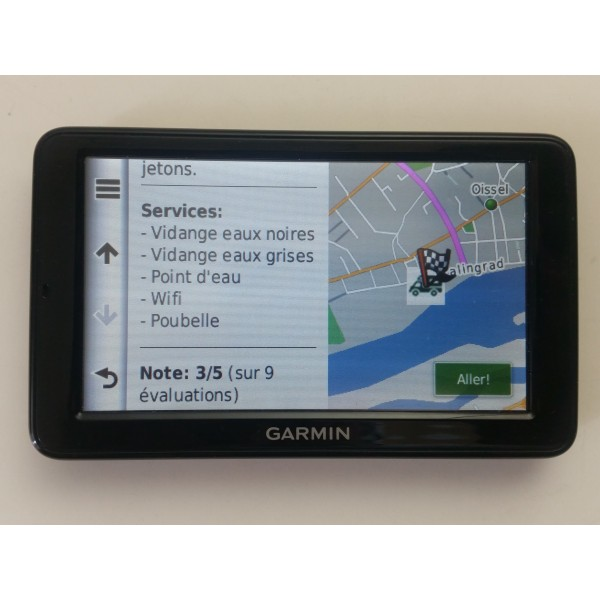 poi park4night gps garmin gpi version camping car france. Black Bedroom Furniture Sets. Home Design Ideas