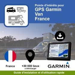 POI GPS - Garmin - Van -...