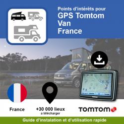 POI GPS - TomTom - Van -...