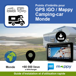 POI GPS - iGO/Mappy -...