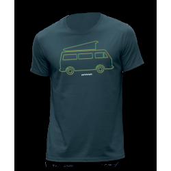 T-Shirt Van multicolore