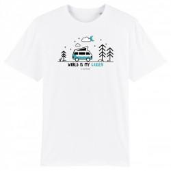 T-Shirt World is My Garden...