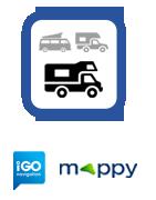 POI IGO - Camping-car