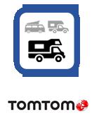 POI TomTom - Camping-car